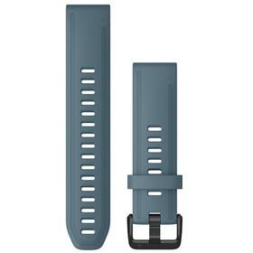Garmin QuickFit Correa Reloj de Silicona 20mm para Fenix 6S, azul